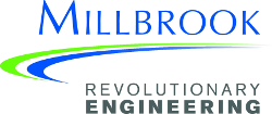 Logo Millbrook Revolutionary Engineering