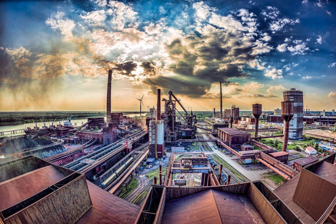 Auf Stippvisite im Bremer Digital Lab von ArcelorMittal