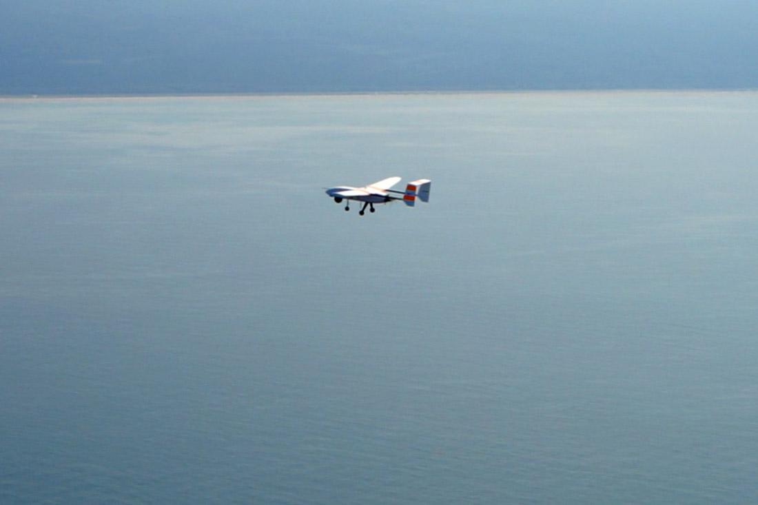 Seenotretter testen erfolgreich unbemanntes Luftfahrtsystem für Seenotfälle