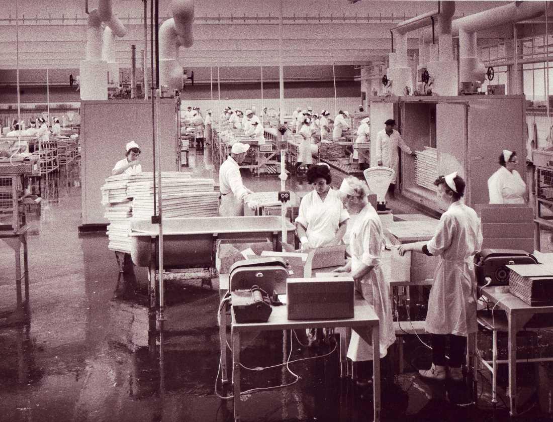 Interne Suche Wfb Frosta Black Historical Production At Iglo