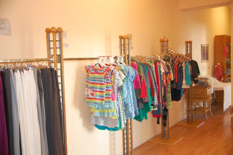 Fair Trade Mode in der Bremer Innenstadt WFB