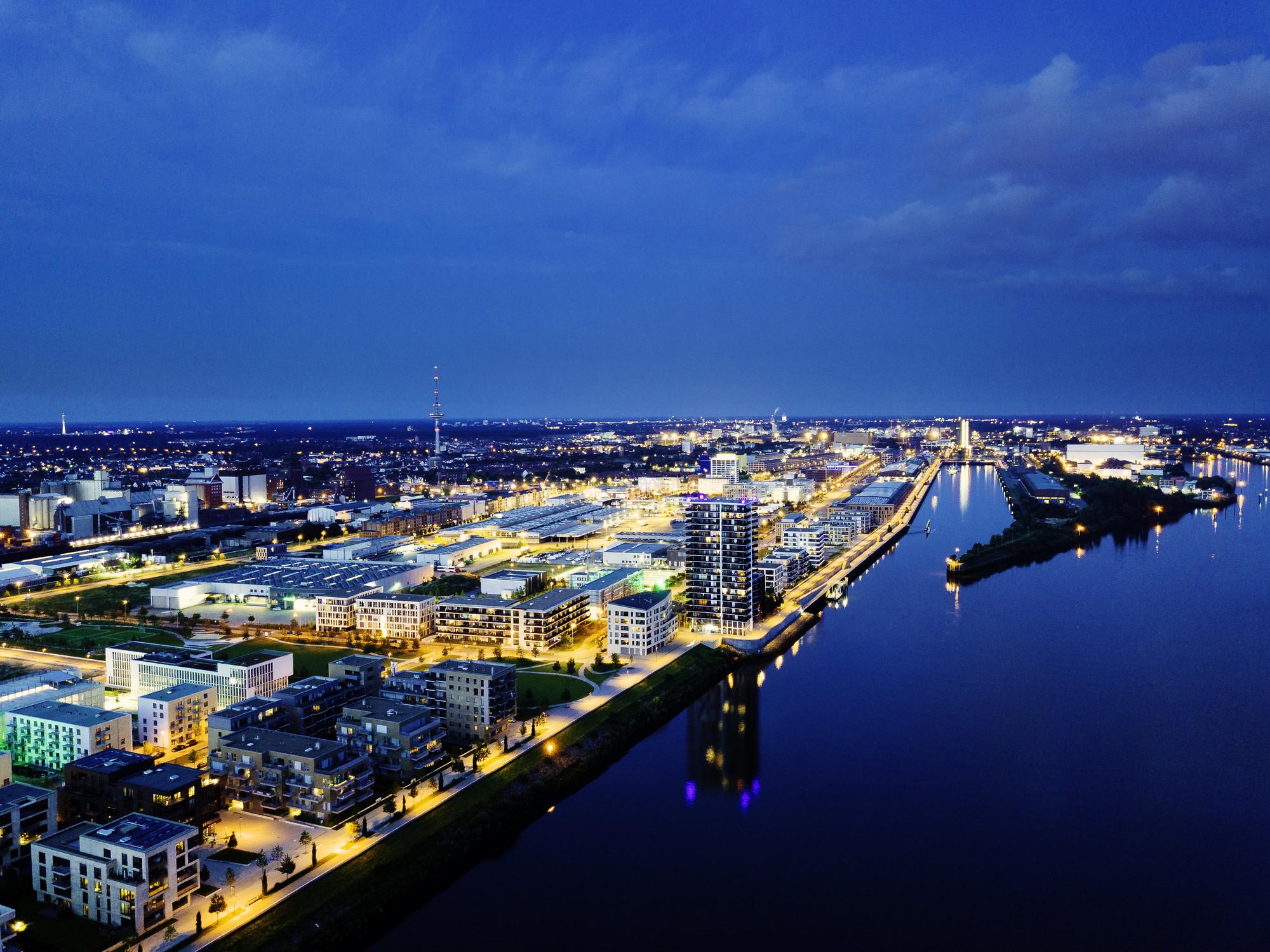 Wie weit sind Bremen Unternehmen in der Digitalisierung?