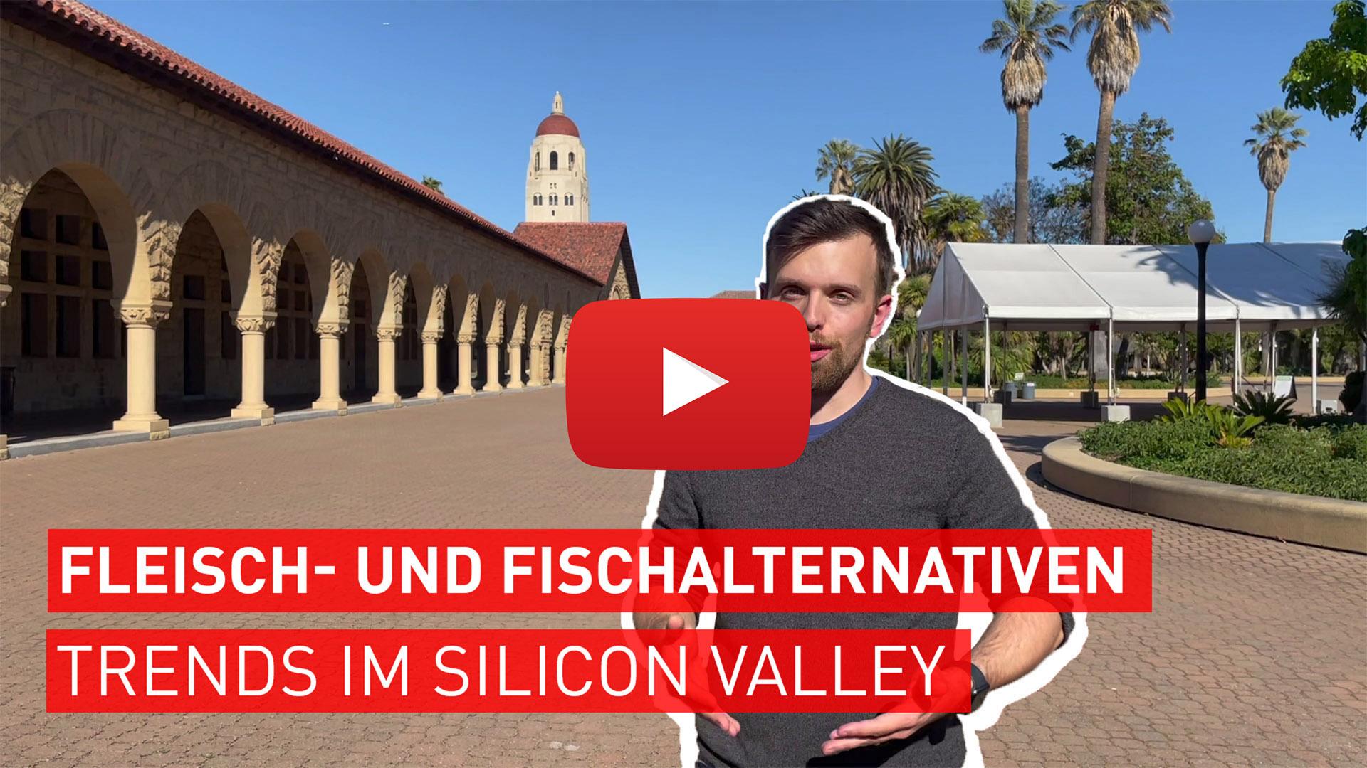 Briefe aus dem Silicon Valley - Fleischalternative TOJ Video