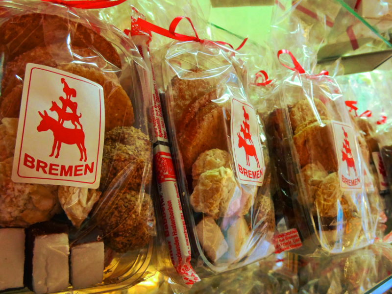Treats from the Schnoor Bakery