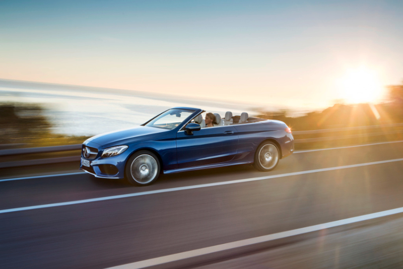 Bringing the skies along for a ride: the Cabrio