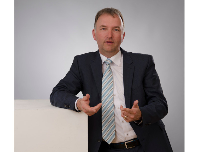 Christoph Ranze, CEO of encoway