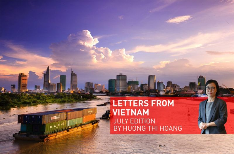 Letter from Vietnam July 2019