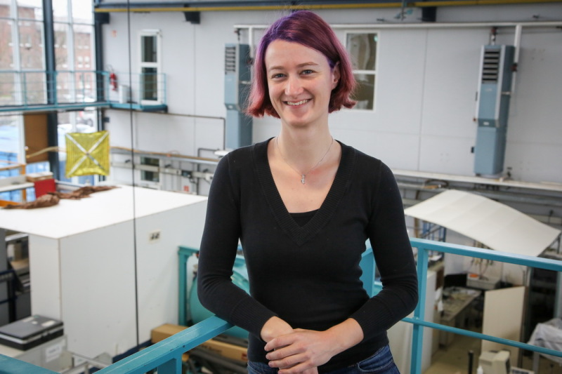 Dr Christiane Heinicke – a geophysicist from Bremen