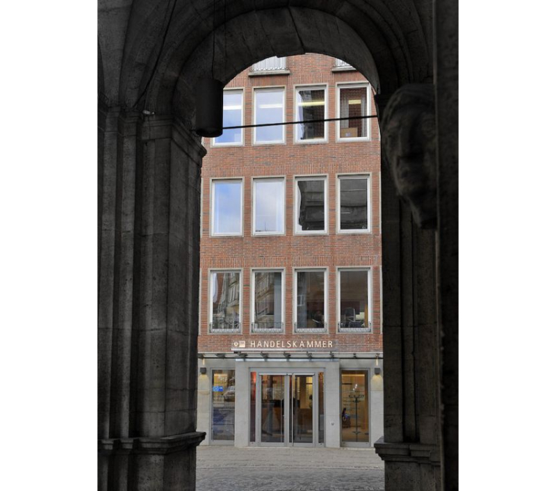 The Chamber of Commerce in Bremen: home to Bremen's welcome service and business support agency