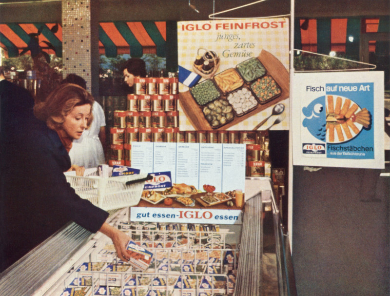 Fish fingers made in Bremerhaven are a popular choice with young and old alike