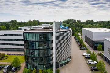 OHB headquarters in Bremen