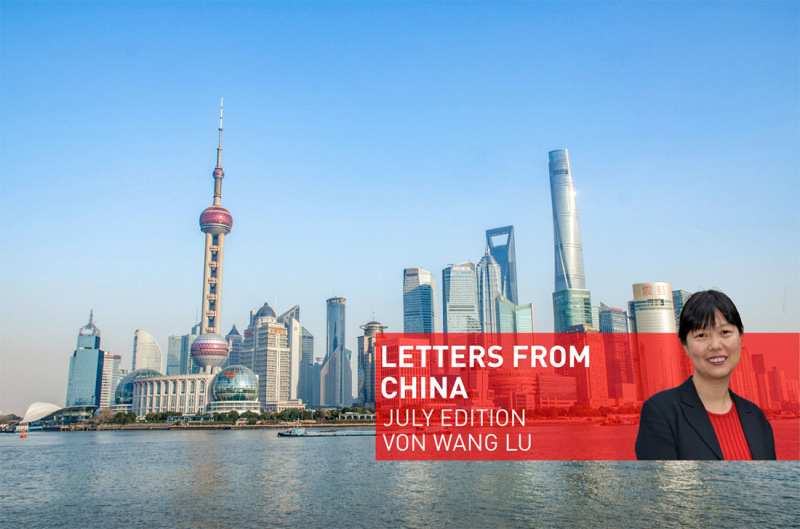 Shanghai – where a Bremeninvest office looks after companies keen to set up business in Bremen