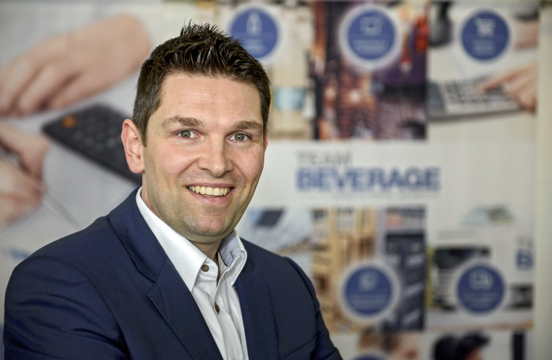 Thorsten Schön, spokesperson of the executive board of Team Beverage AG