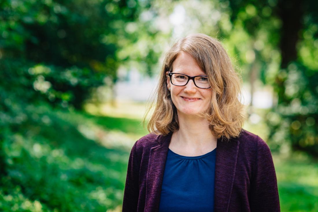 Wissenschaft persönlich: Prof. Dr. Simone Scherger