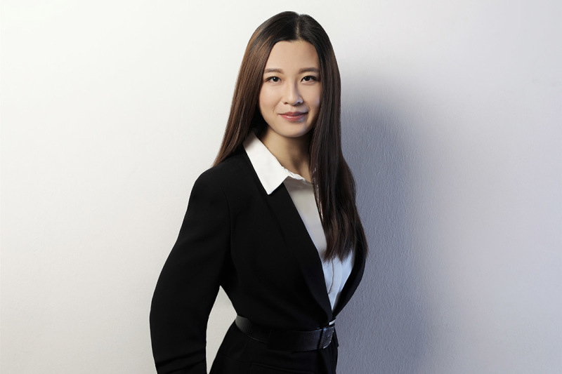 Ziwei Liu, co-founder of the New Silk Road Network
