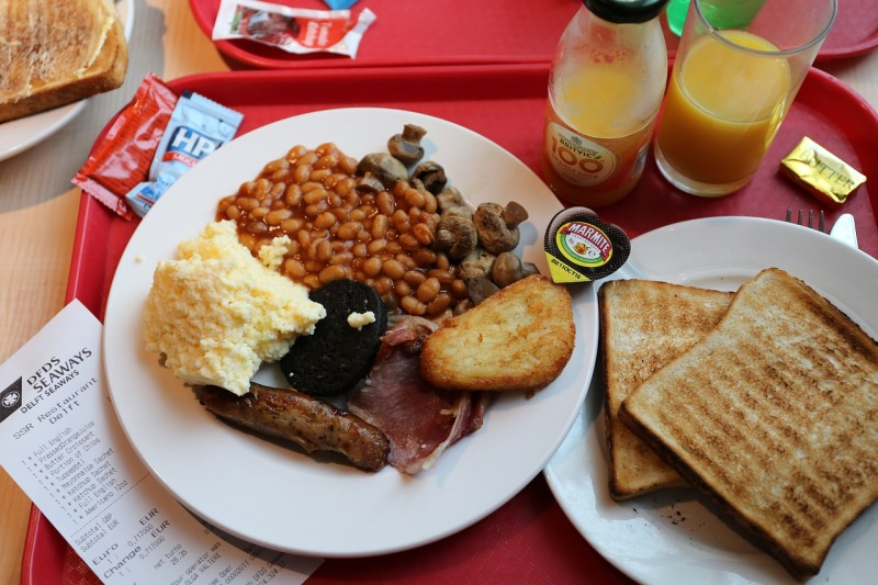 Can't miss English breakfast: The Marmite spread that takes some getting used to