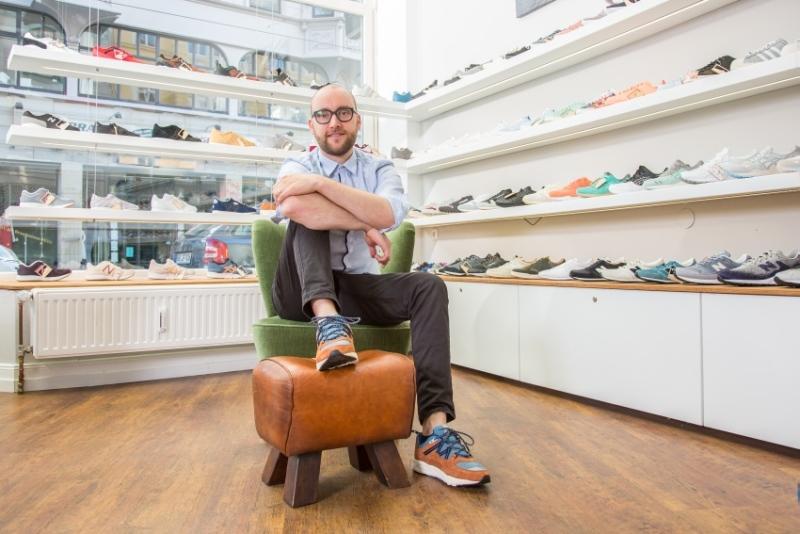 Erfolgreiche Existenzgründung: Sneaker Boutique
