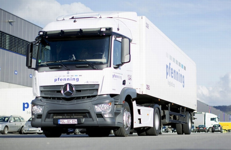 new centre at the Bremen Hansalinie Industrial Estate: pfenning logistics