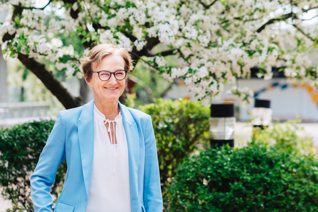 Wissenschaft persönlich: Dr. Doris Sövegjarto-Wigbers
