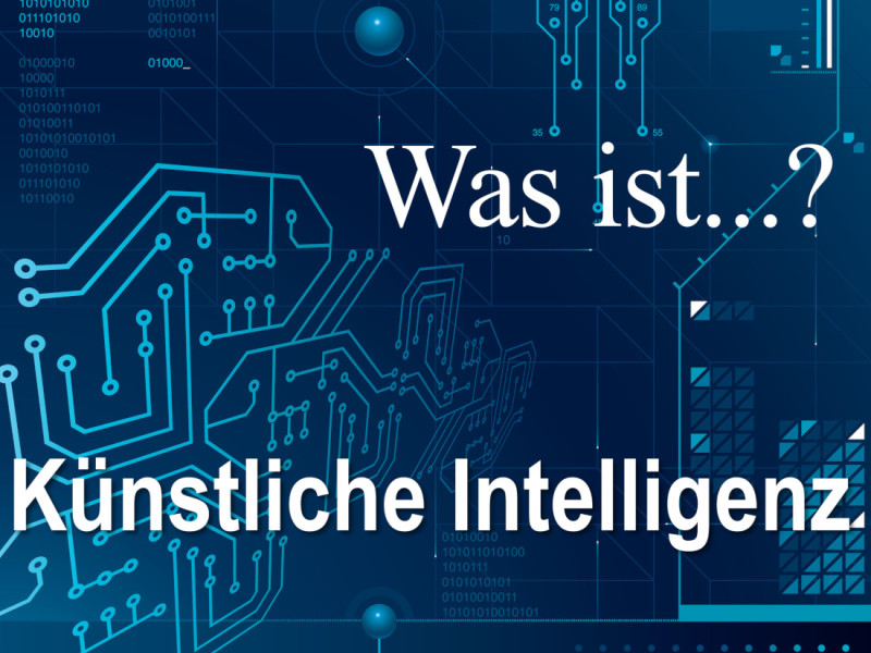 Was ist Künstliche Intelligenz? WFB