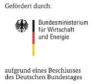Logo Bundesministerium für Wirtschaft und Energie / BMWI